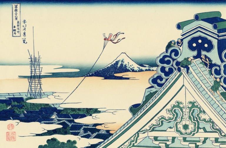 Asakusa trong lịch sử Nhật Bản – phần 2: thời Edo (1603 – 1868)