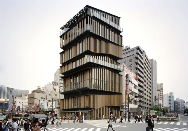 Trung tâm Văn hóa và Du lịch Asakusa – Đầu mối du lịch Asakusa