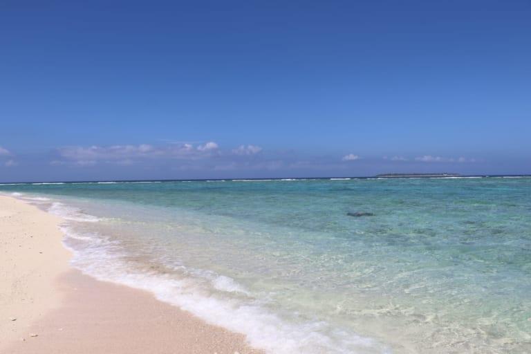 Bãi biển đệ nhất trong xanh – Bãi biển Sesoko