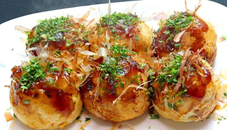 """""""Ai… takoyaki không~?"""" – Top 5 quán takoyaki trứ danh Asakusa"""
