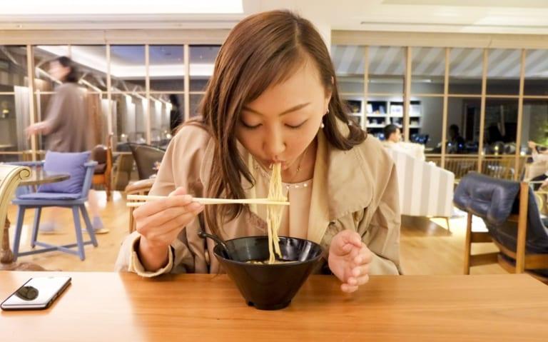 Món ăn quốc dân của Nhật Bản tại Asakusa: Ramen