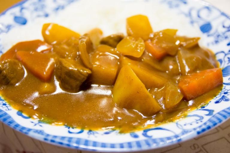 5 quán cơm cà ri đặc sản Nhật Bản tại Asakusa