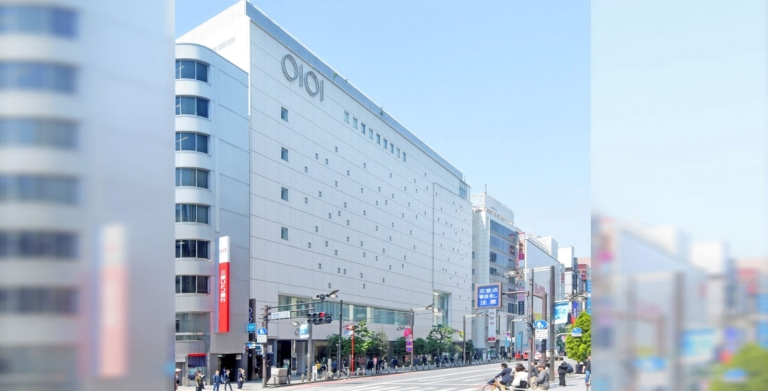 Giới thiệu Shinjuku Marui Honkan – Khu thương mại thời thượng điển hình của Nhật