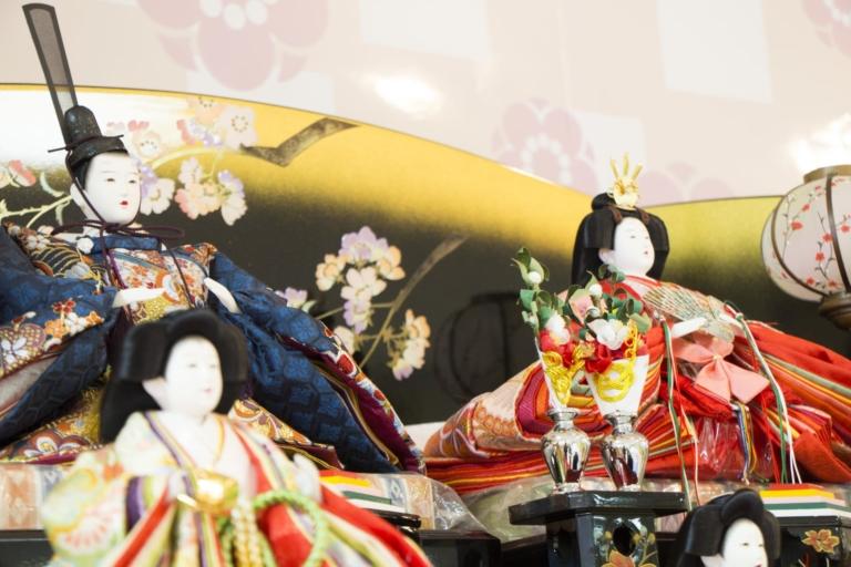 5 địa điểm tham quan Hinamatsuri (lễ hội búp bê) không thể bỏ qua ở Kansai