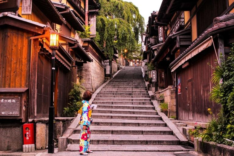Xoay quanh lịch sử Kyoto (phần 4): XXX lâu đời nhất – Tập 3