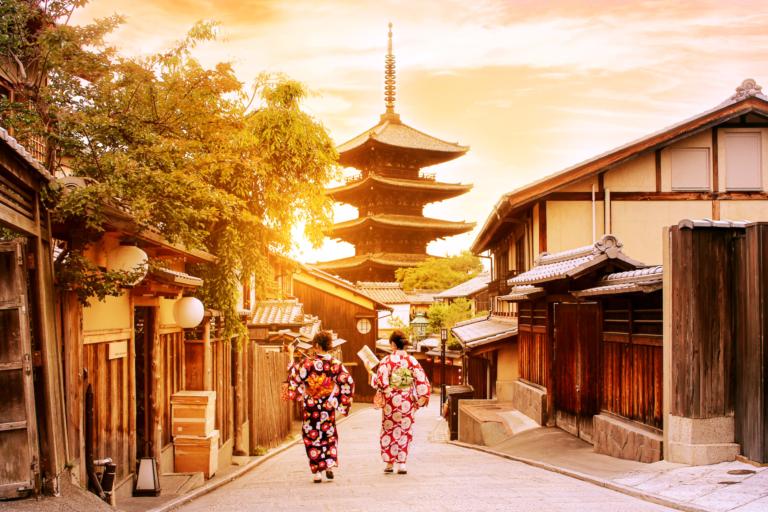 Xoay quanh lịch sử Kyoto (phần 2): XXX lâu đời nhất – Tập 1