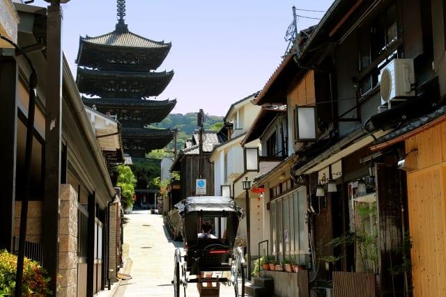 Xoay quanh lịch sử Kyoto (phần 1) – Thành phố cổ Heian-kyo