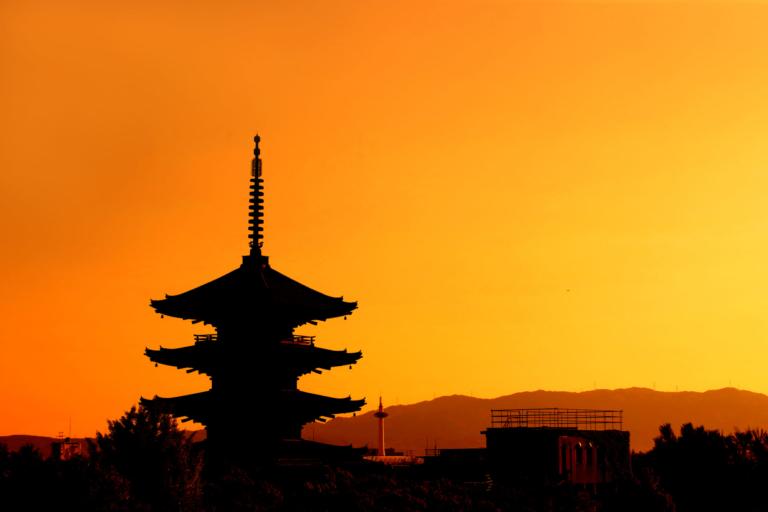 Xoay quanh lịch sử Kyoto (phần 3): XXX lâu đời nhất – Tập 2