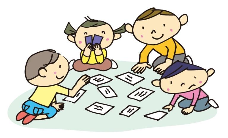 Sự lựa chọn tuyệt vời trong việc giáo dục trẻ nhỏ – Karuta – Bài truyền thống của Nhật Bản