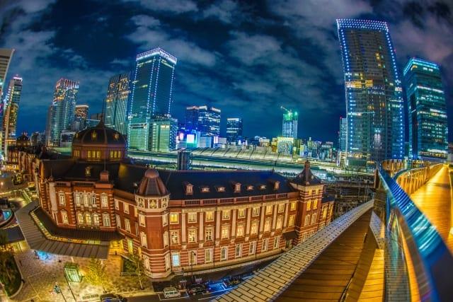Xoay quanh lịch sử Tokyo (phần 2) – Dấu vết lãnh địa của địa chủ và nhà dài