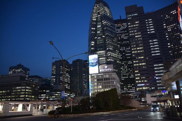 Top 10 địa điểm nổi bật tại Shinjuku, Tokyo