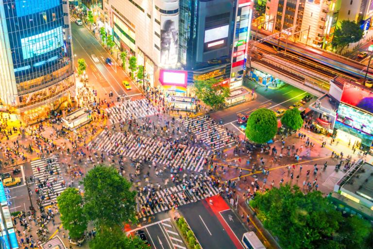 【Tokyo】 TOP 10 điểm tham quan tại Shibuya