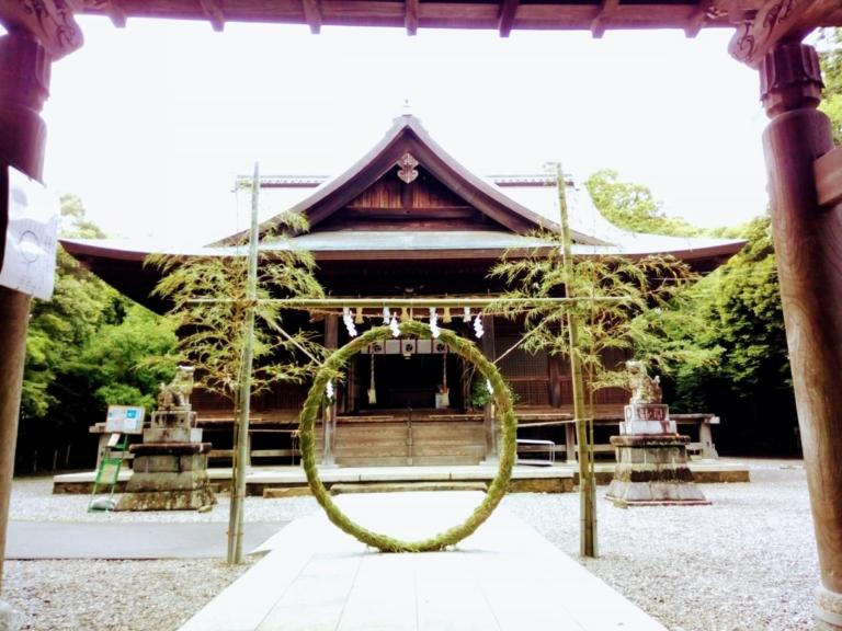 """Sự kiện truyền thống """"Nagoshi no Harae"""" ngày 30 tháng 6 của Nhật Bản"""
