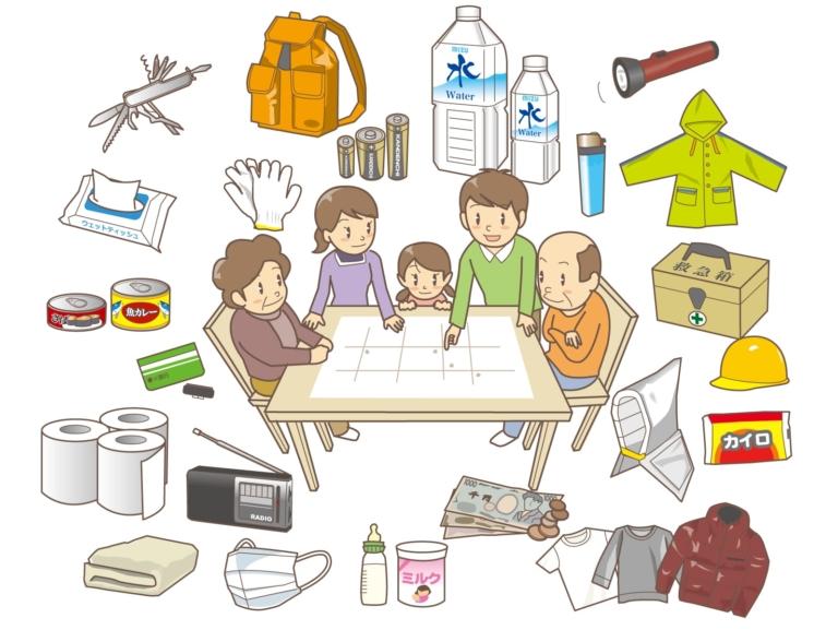 Để bảo vệ trẻ em và gia đình khỏi thảm hoạ, những hộ gia đình ở Nhật Bản luôn làm điều này