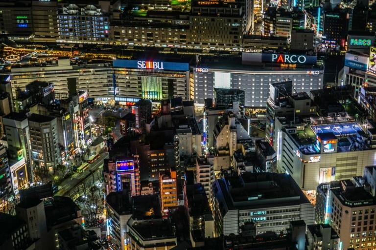 【Tokyo】 TOP 10 điểm tham quan tại Ikebukuro