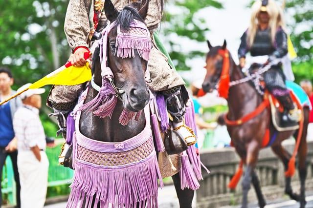 """Lễ hội Nhật Bản – """"Lễ hội Soma Nomaoi"""" cuối tháng 7 tại tỉnh Fukushima"""
