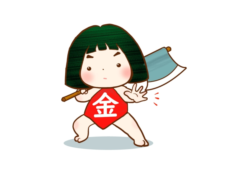 "Truyện cổ tích Nhật Bản – ""Kintarou"""