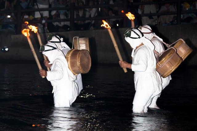 """Lễ hội Nhật Bản – """"Lễ hội Shirahama Ama"""" vào trung tuần tháng 7 tại Chiba"""