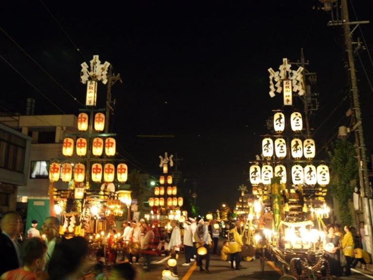 """Lễ hội Nhật Bản – """"Lễ hội Ishidori"""" đầu tháng 8 ở tỉnh Mie"""