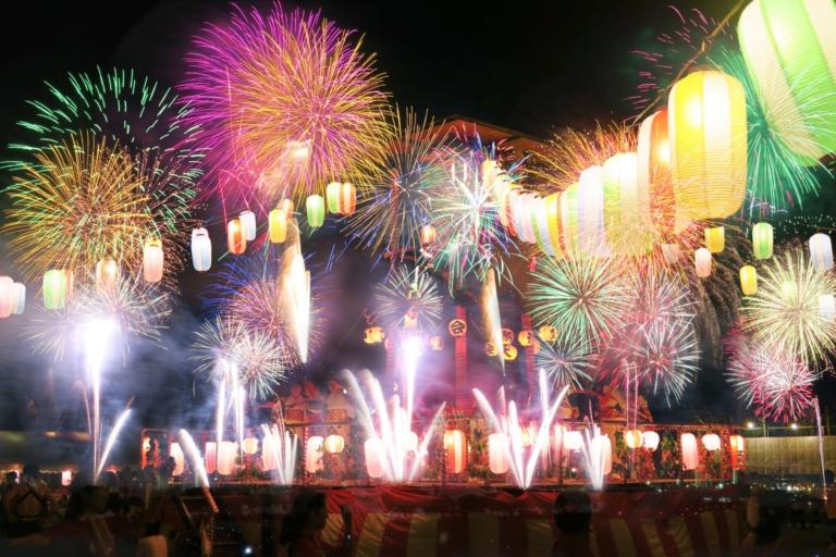 """Sự kiện truyền thống của Nhật Bản – Lễ hội pháo hoa """"Hanabi"""""""