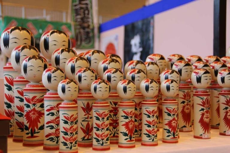 """Lễ hội Nhật Bản – """"Lễ hội Kokeshi toàn quốc"""" vào thượng tuần tháng 9 tại tỉnh Miyagi"""