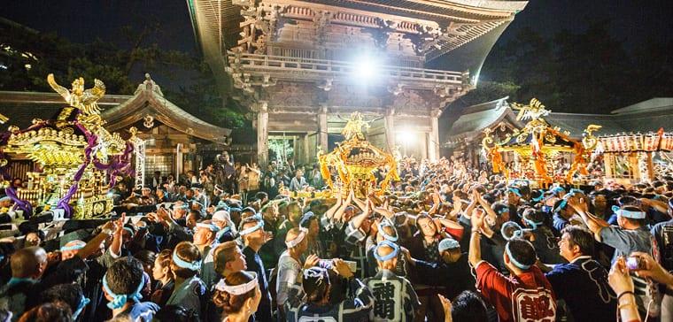 """Lễ hội Nhật Bản – """"Lễ hội Niigata"""" đầu tháng 8 ở tỉnh Niigata"""