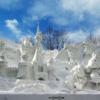 """Lễ hội Nhật Bản – """"Lễ hội Tuyết Sapporo"""" đầu tháng 2 tại Hokka"""