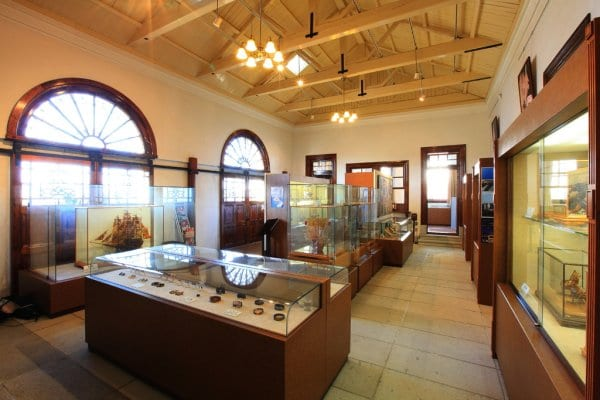 bảo tàng kỹ nghệ đồi mồi bekko