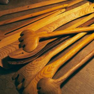 thìa gỗ