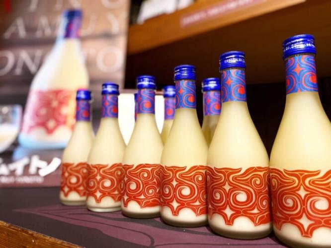Rượu truyền thống của người Ainu