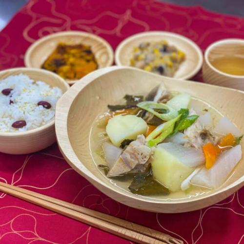 nét riêng của ẩm thực Ainu