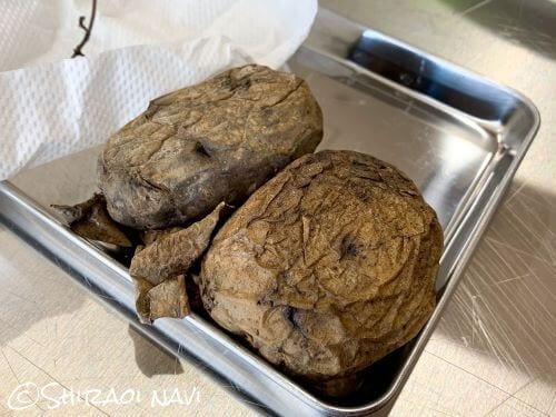 Khoai tây khô phơi lạnh