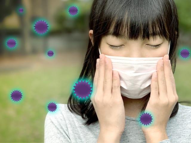 Khẩu trang giúp tránh vi khuẩn